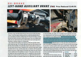 DirtRider Tested – OX-BRAKE