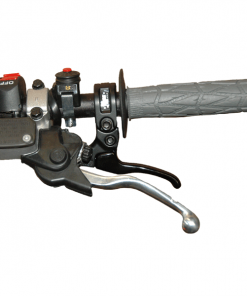 Ox-Brake Lever Installed