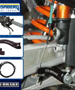 Husaberg OX-BRAKE System