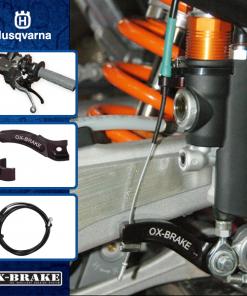 Husqvarna OX-BRAKE System
