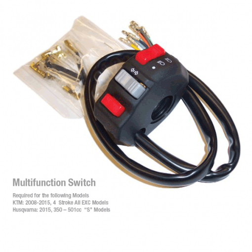 Multifunction Switch