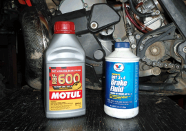 Brake Fluid, The Forgotten Maintenance