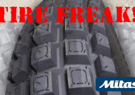 Tire Freak – Mitas Trials Tire