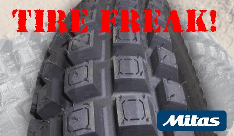 Tire Freak – Mitas Trials Tire