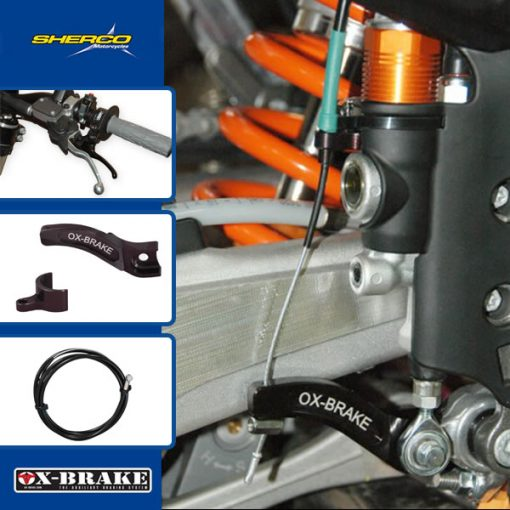 Sherco motorcycle parts