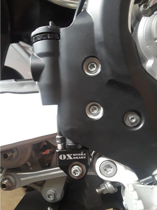 Ox Hydra Brake Husqvarna Install