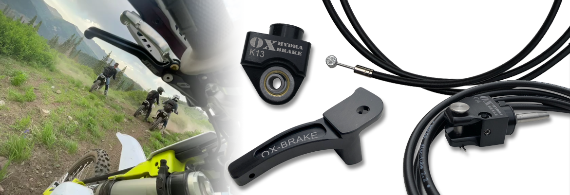 Ox Brake Replacement Parts